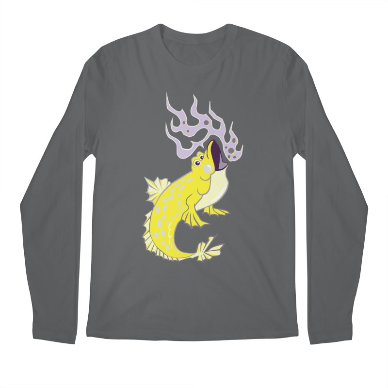 Elemental Nat Men's Longsleeve T-Shirt by Elementiad Artist Shop