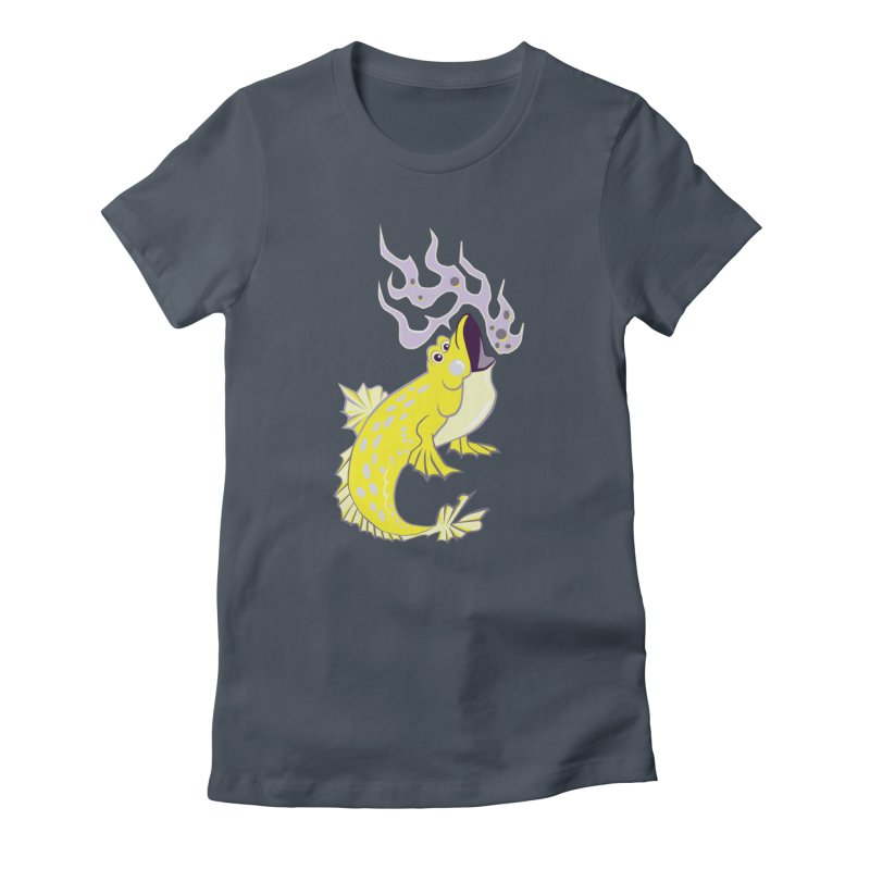 Elemental Nat Women's T-Shirt by Elementiad Artist Shop