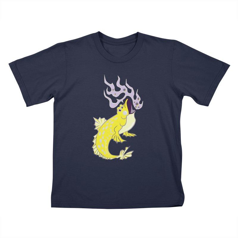 Elemental Nat Kids T-Shirt by Elementiad Artist Shop
