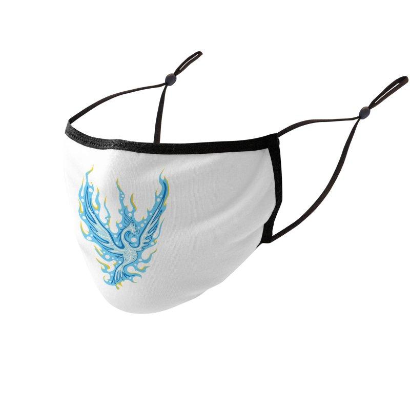 Elemental Darmstar Accessories Face Mask by Elementiad Artist Shop