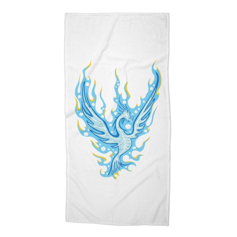 Elemental Darmstar Accessories Beach Towel by Elementiad Artist Shop