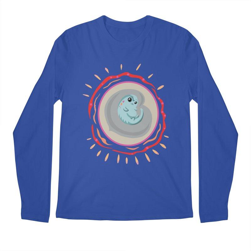 Elemental Neo Men's Longsleeve T-Shirt by Elementiad Artist Shop