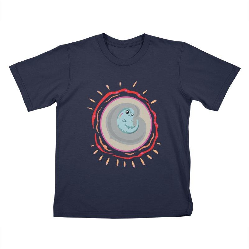Elemental Neo Kids T-Shirt by Elementiad Artist Shop