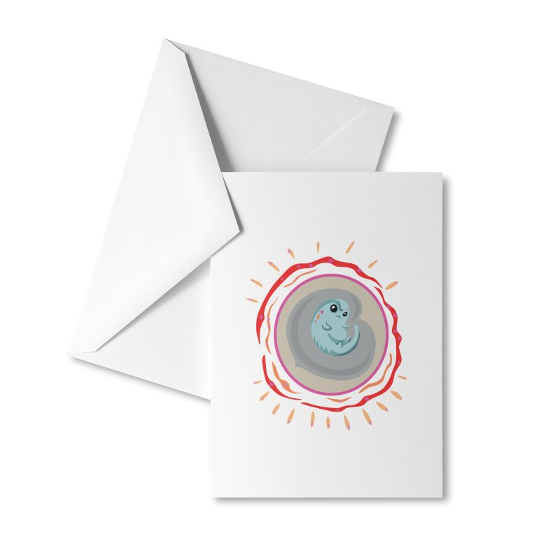 Elemental Neo Accessories Greeting Card by Elementiad Artist Shop