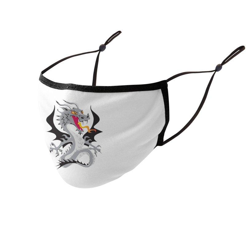 Elemental Moscov Accessories Face Mask by Elementiad Artist Shop