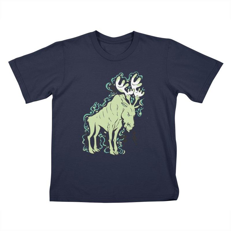Elemental Rad Kids T-Shirt by Elementiad Artist Shop