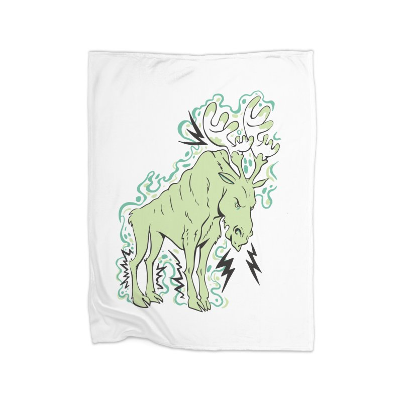 Elemental Rad Home Blanket by Elementiad Artist Shop