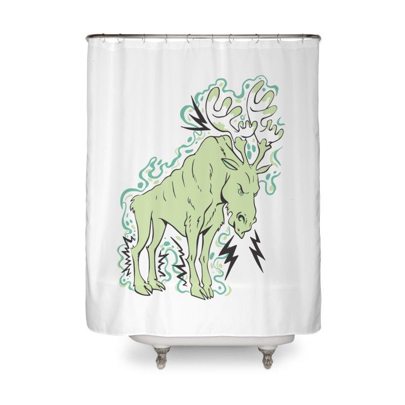 Elemental Rad Home Shower Curtain by Elementiad Artist Shop