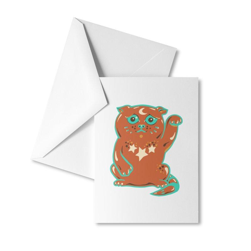 Elemental Cupri Accessories Greeting Card by Elementiad Artist Shop