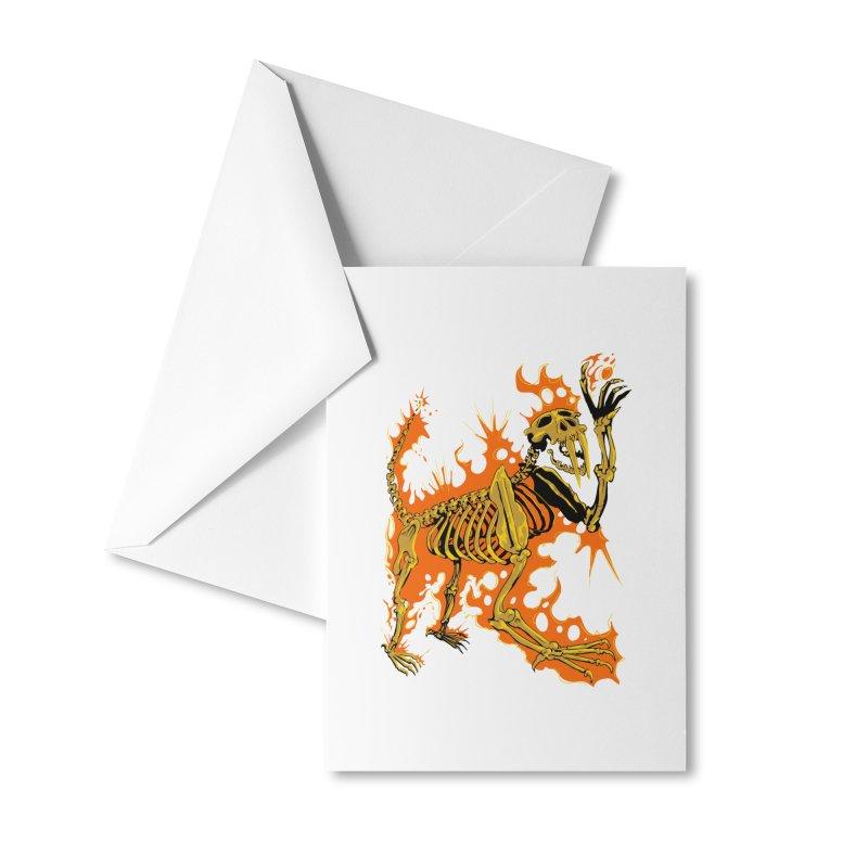 Elemental Roentgen Accessories Greeting Card by Elementiad Artist Shop