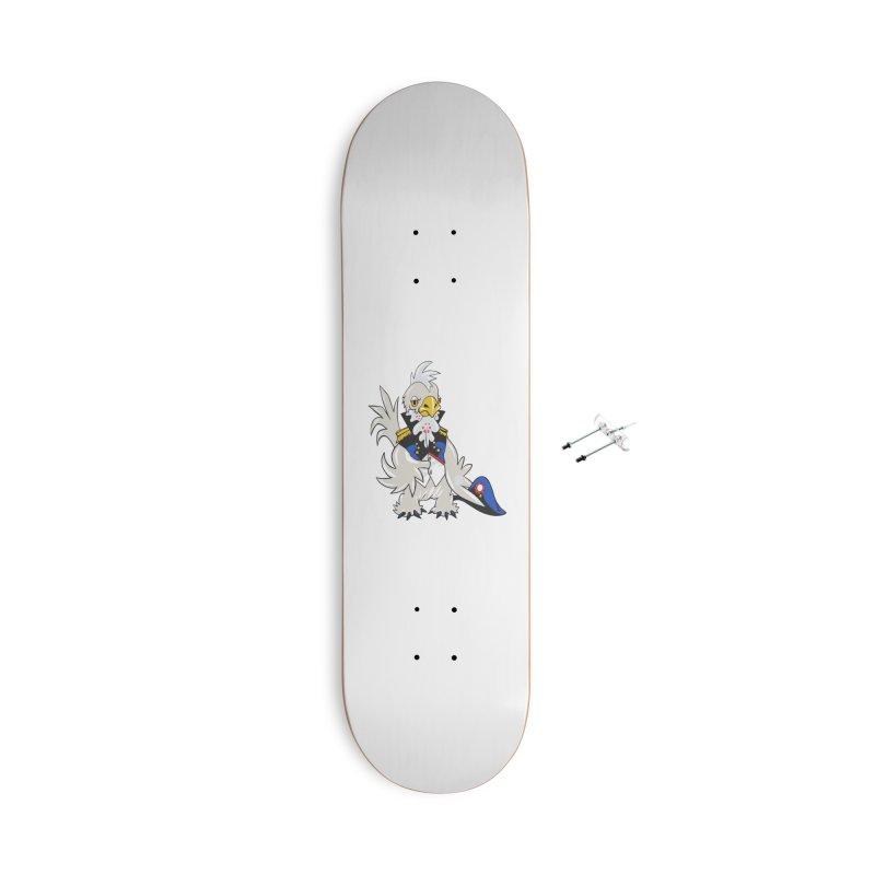 Elemental Galli Accessories Skateboard by Elementiad Artist Shop