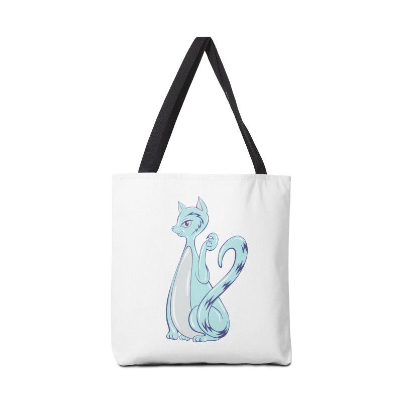 Elemental Argent Accessories Bag by Elementiad Artist Shop