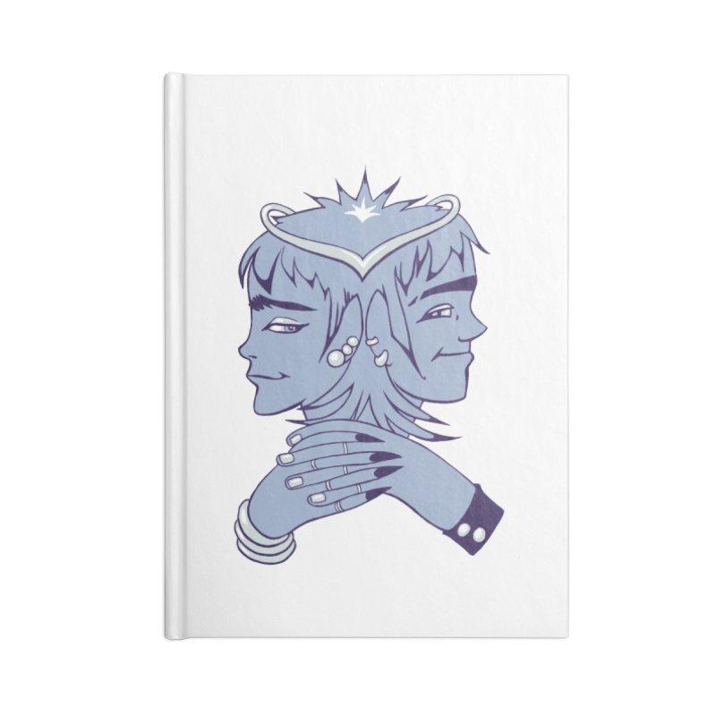 Elemental Niborg Accessories Notebook by Elementiad Artist Shop