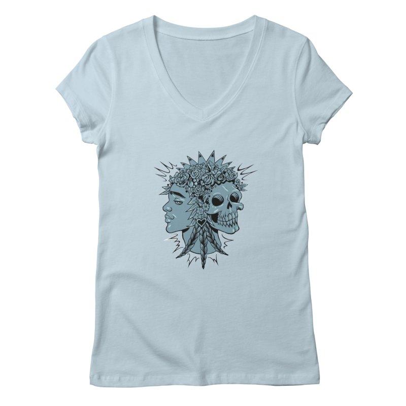 Elemental Tanta Women's V-Neck by Elementiad Artist Shop