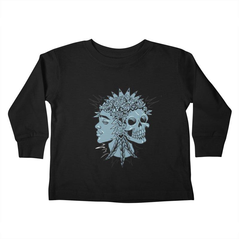 Elemental Tanta Kids Toddler Longsleeve T-Shirt by Elementiad Artist Shop