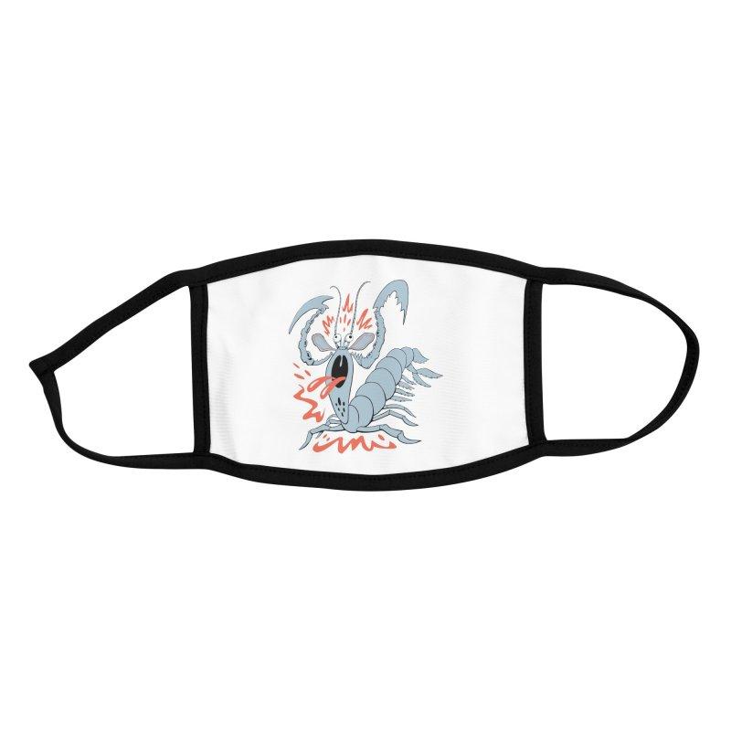 Elemental Fermi Accessories Face Mask by Elementiad Artist Shop