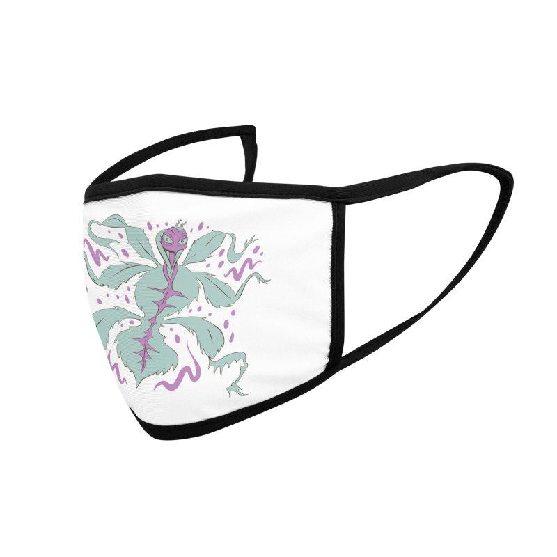 Elemental Mendeleaf Accessories Face Mask by Elementiad Artist Shop