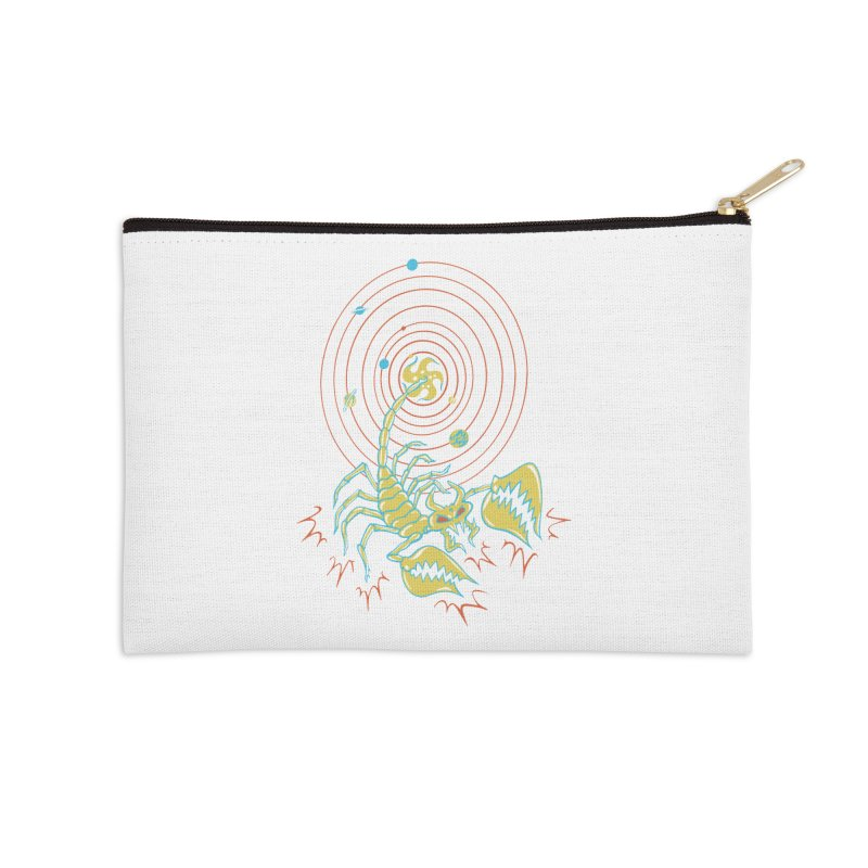 Elemental Copernicum Accessories Zip Pouch by Elementiad Artist Shop