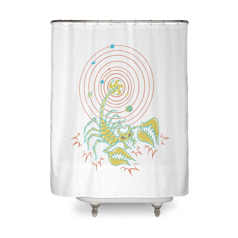 Elemental Copernicum Home Shower Curtain by Elementiad Artist Shop