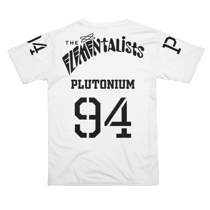 Elemental Pluto Men's Cut & Sew by Elementiad Artist Shop