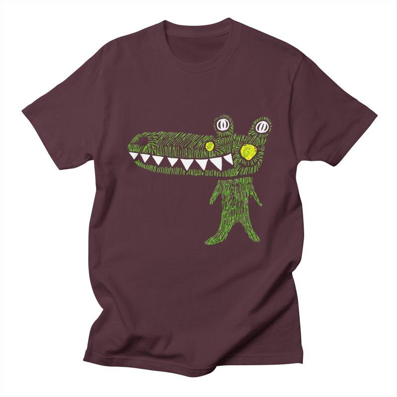 Coco Drilo by Elena Losada Women's Unisex T-Shirt by ElenaLosada Artist Shop