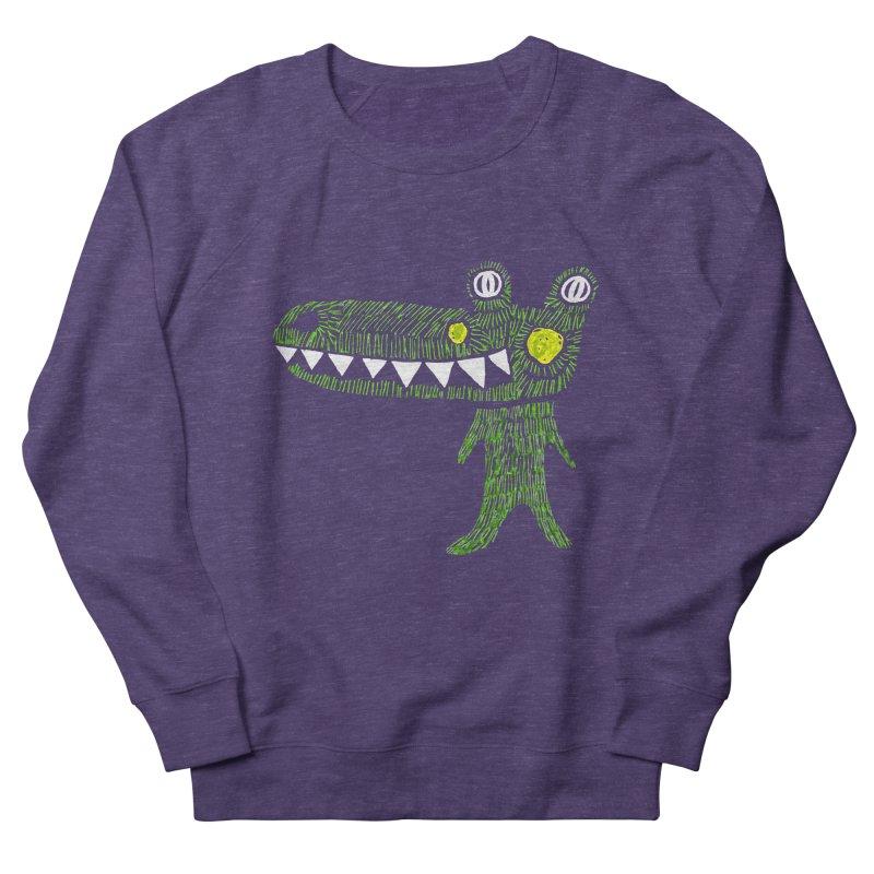 Coco Drilo by Elena Losada Men's Sweatshirt by ElenaLosada Artist Shop