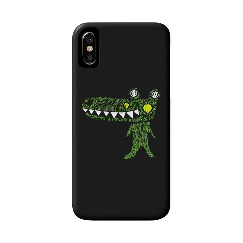 Coco Drilo by Elena Losada Accessories Phone Case by ElenaLosada Artist Shop