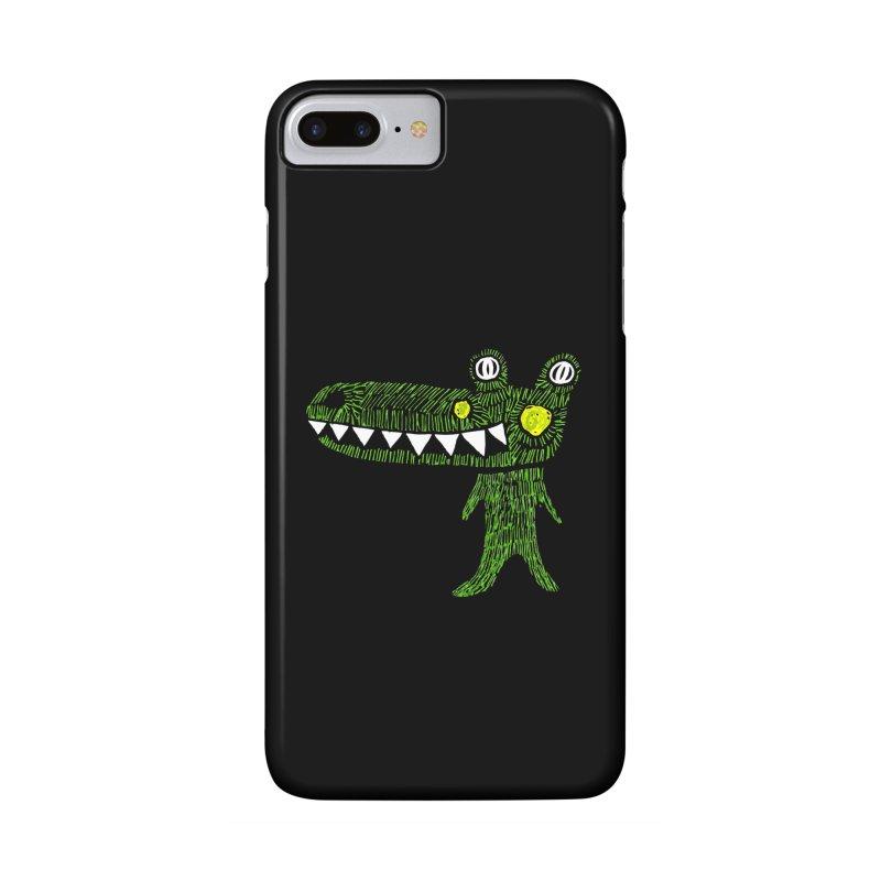 Coco Drilo by Elena Losada Accessories Phone Case by elenalosadaShop's Artist Shop