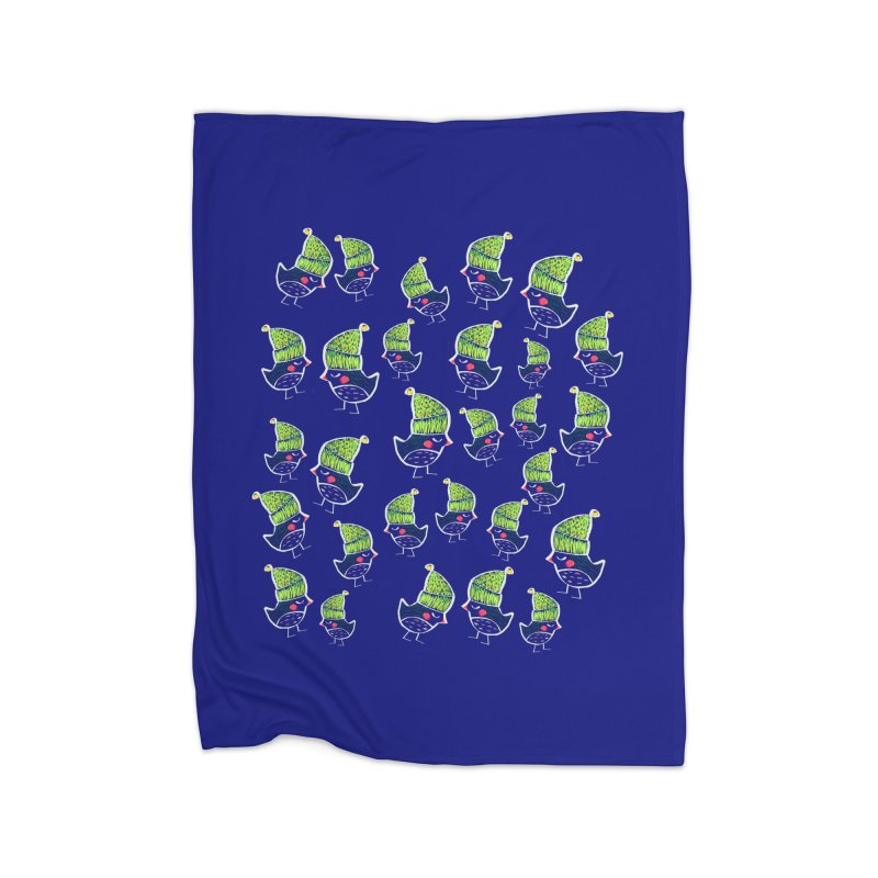 My little birds by Elena Losada Home Blanket by ElenaLosada Artist Shop
