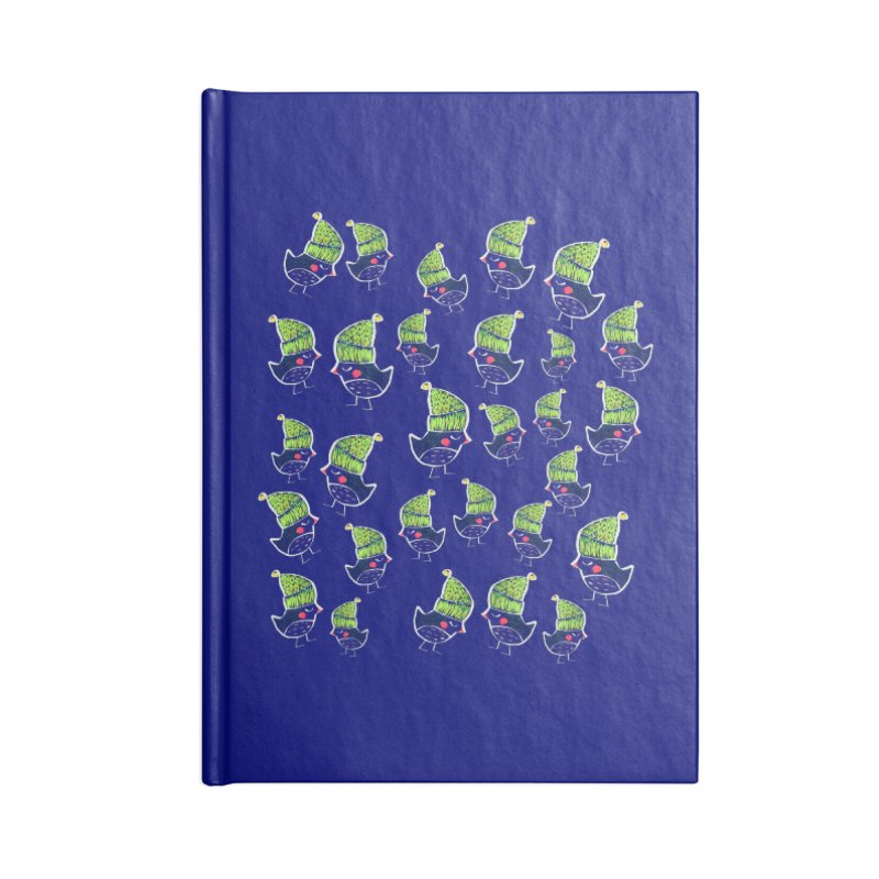 My little birds by Elena Losada Accessories Notebook by ElenaLosada Artist Shop