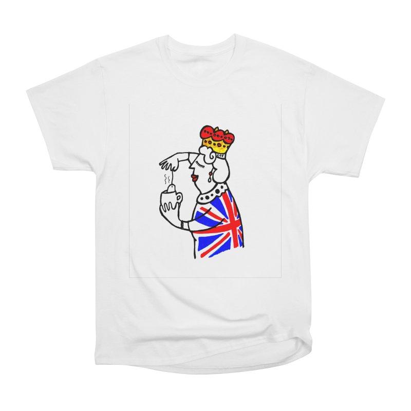 English Tea Women's Classic Unisex T-Shirt by elenalosadaShop's Artist Shop