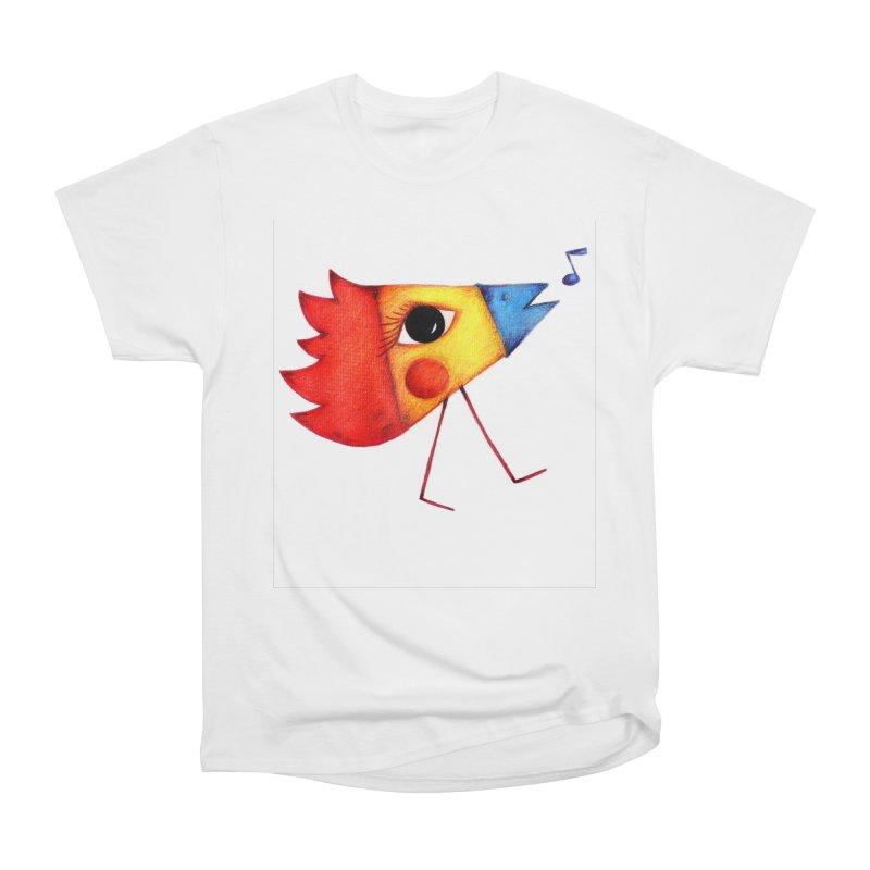 Patopollo Women's Classic Unisex T-Shirt by elenalosadaShop's Artist Shop