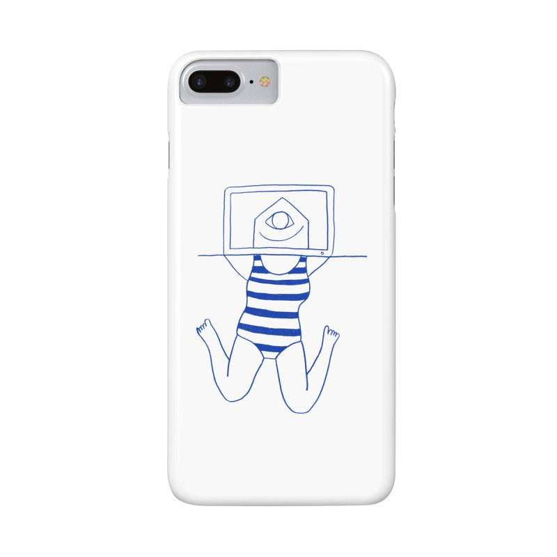 Working on Summer by Elena Losada Accessories Phone Case by elenalosadaShop's Artist Shop