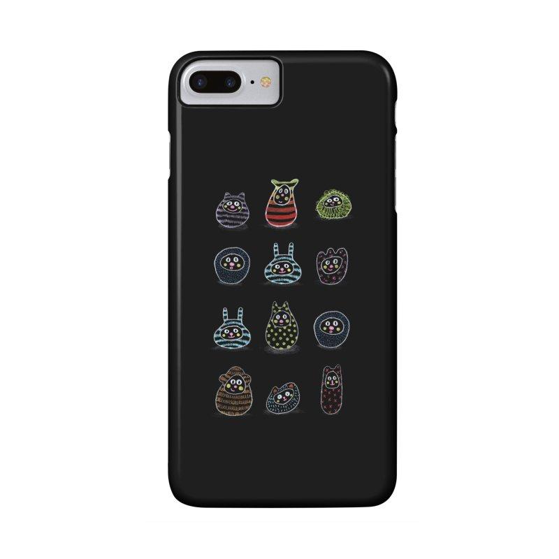 SushiFaces by Elena Losada Accessories Phone Case by elenalosadaShop's Artist Shop