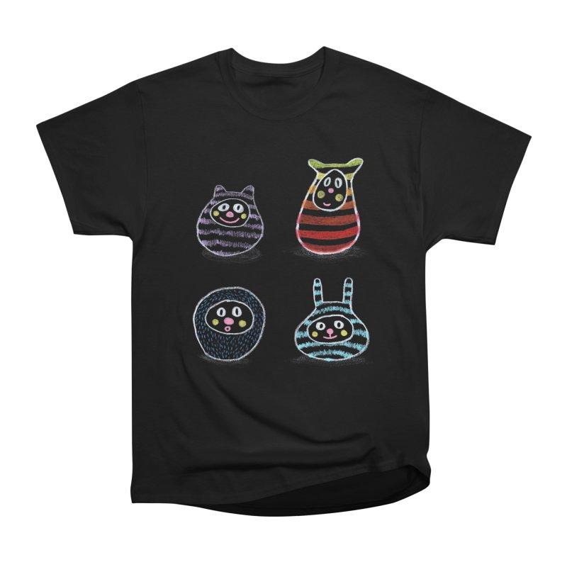 SushiFaces by Elena Losada Women's Classic Unisex T-Shirt by elenalosadaShop's Artist Shop