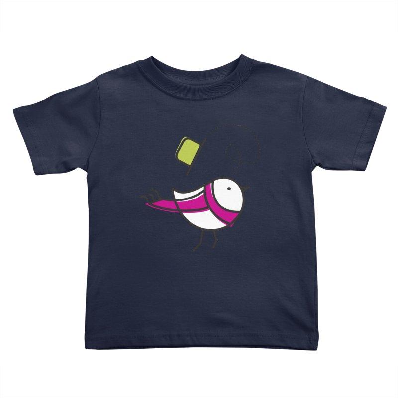 Ups! the wind... Kids Toddler T-Shirt by ElenaLosada Artist Shop