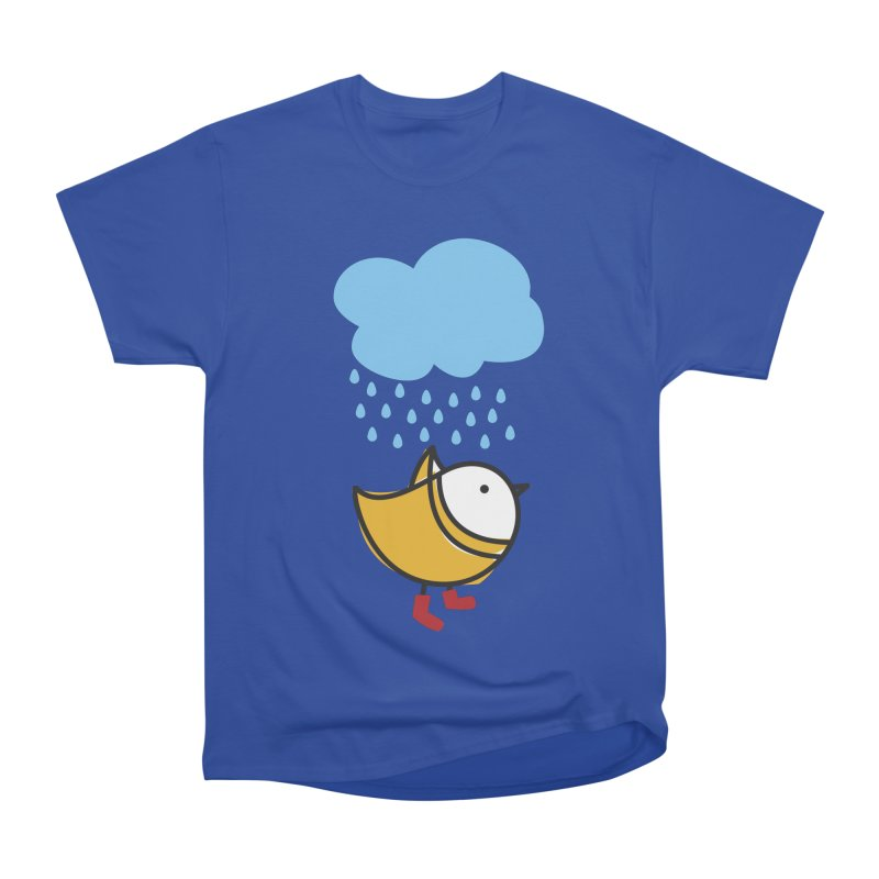 It's raining! Women's Heavyweight Unisex T-Shirt by ElenaLosada Artist Shop