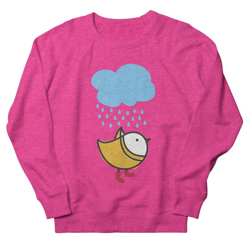 It's raining! Women's French Terry Sweatshirt by ElenaLosada Artist Shop