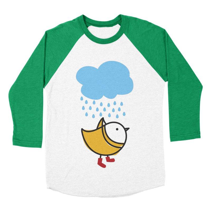 It's raining! Men's Baseball Triblend Longsleeve T-Shirt by ElenaLosada Artist Shop
