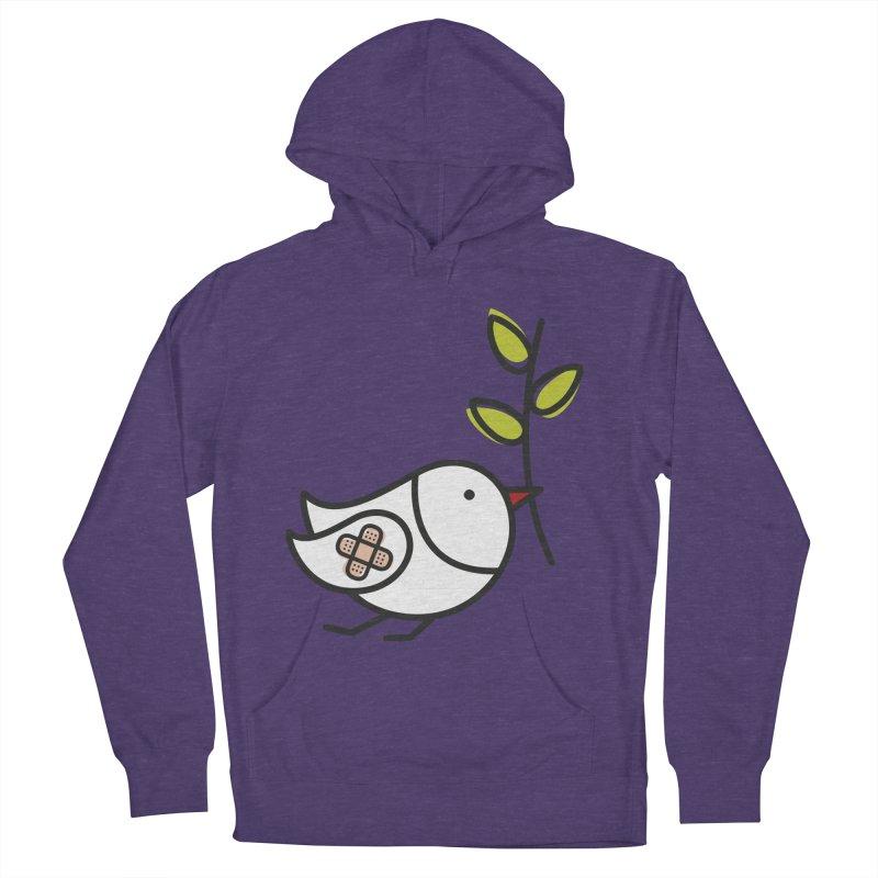 Peace Men's Pullover Hoody by ElenaLosada Artist Shop