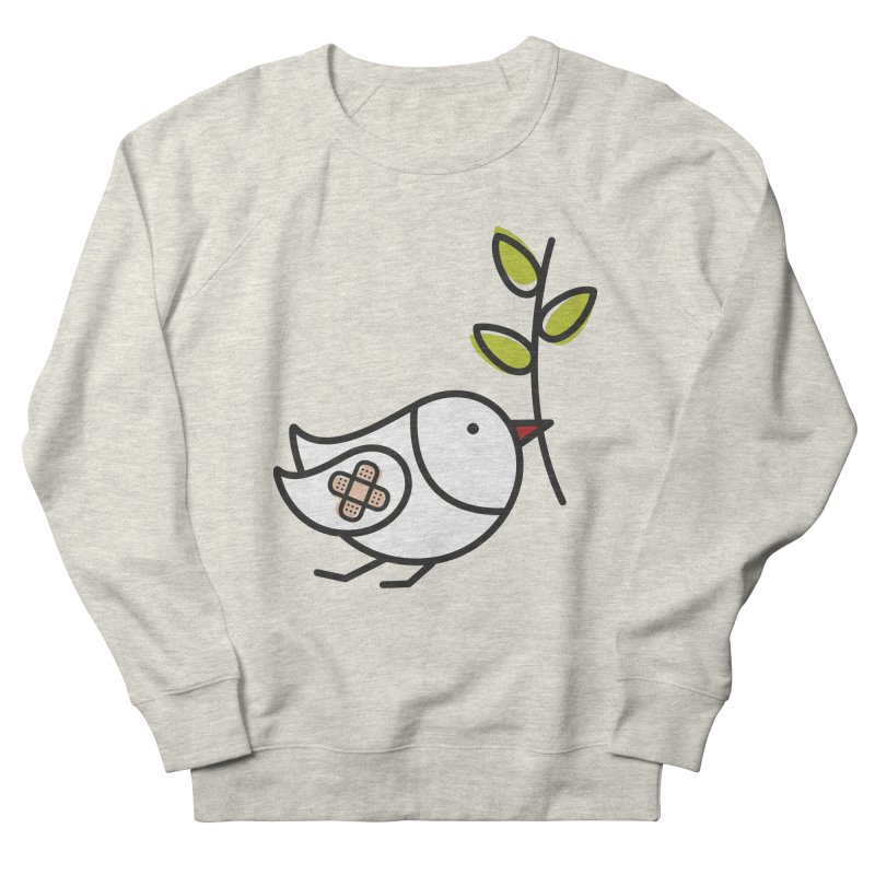 Peace Women's Sweatshirt by elenalosadaShop's Artist Shop