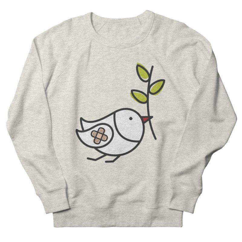 Peace Men's Sweatshirt by ElenaLosada Artist Shop