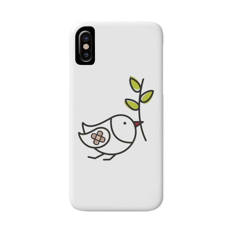 Peace Accessories Phone Case by ElenaLosada Artist Shop
