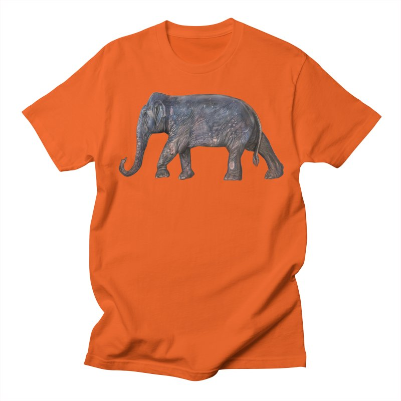 Walking Bull by Sketchy Wildlife Men's T-Shirt by Trunks & Leaves' Artist Shop