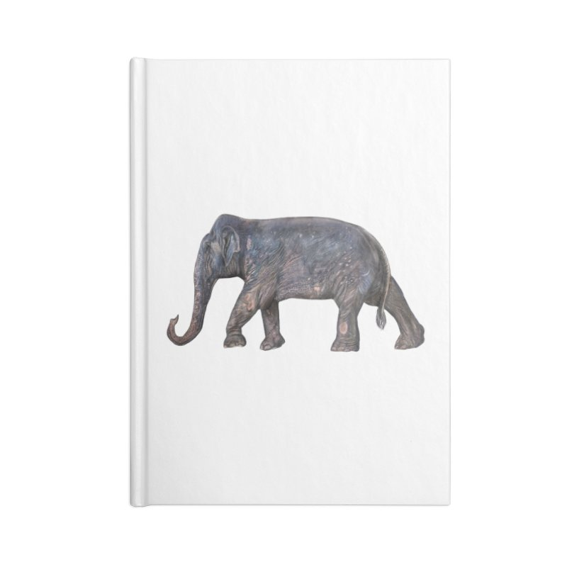 Walking Bull by Sketchy Wildlife Accessories Notebook by Trunks & Leaves' Artist Shop