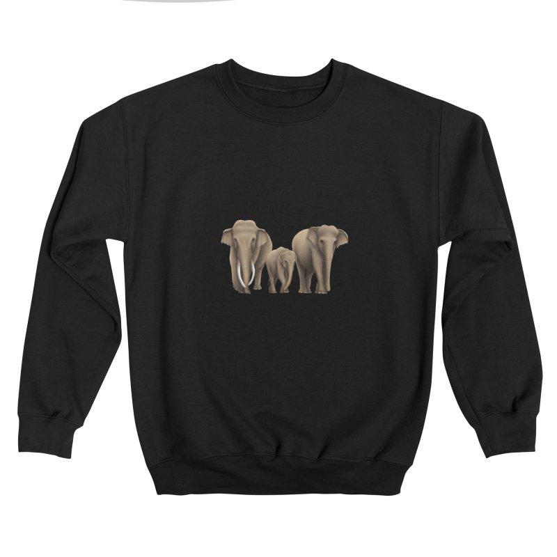 Troy Paulo - We Are Family Women's Sweatshirt by Trunks & Leaves' Artist Shop