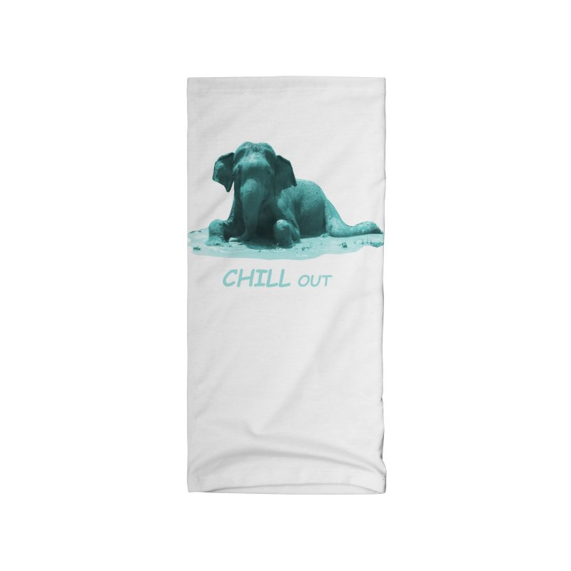 Chill Out Accessories Neck Gaiter by Trunks & Leaves' Artist Shop