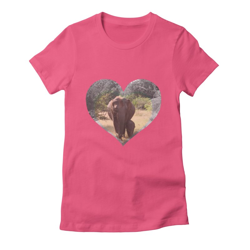 Mama Love Women's T-Shirt by Trunks & Leaves' Artist Shop