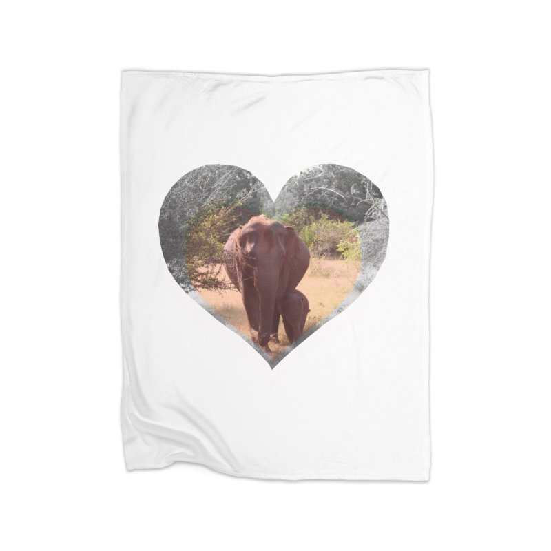 Mama Love Home Blanket by Trunks & Leaves' Artist Shop