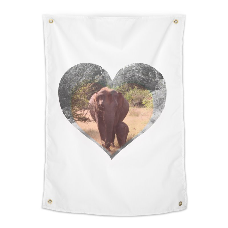 Mama Love Home Tapestry by Trunks & Leaves' Artist Shop